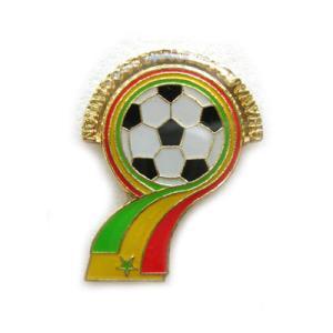 ガーナ代表  ピンバッジ|footballfan