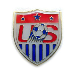 アメリカ代表  ピンバッジ|footballfan