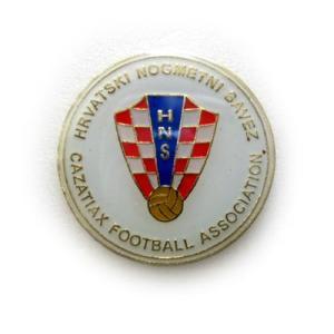 クロアチア代表  ピンバッジ |footballfan
