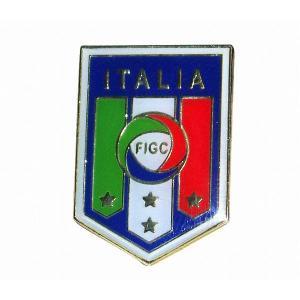 イタリア代表  ピンバッジ 代表  ピンバッジ  〔pbw44〕|footballfan