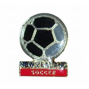 ニュージーランド代表  ピンバッジ  〔pbw45〕|footballfan