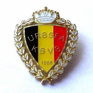 ベルギー代表 ピンバッジ[pbw53]|footballfan