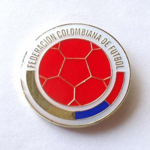 コロンビア代表 ピンバッジ |footballfan