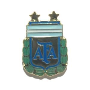 アルゼンチン代表(B)  ピンバッジ [pbw60]|footballfan