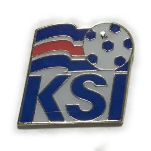 アイスランド代表  ピンバッジ [pbw68]|footballfan