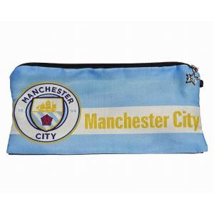 マンチェスターシティ ペンケース(筆箱)|footballfan