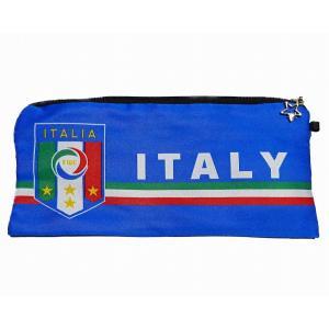 イタリア代表 ペンケース(筆箱)|footballfan