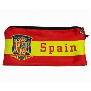 スペイン代表 ペンケース(筆箱)|footballfan