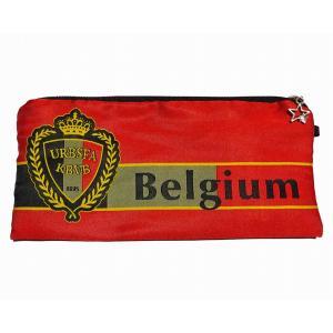 ベルギー代表 ペンケース(筆箱)|footballfan