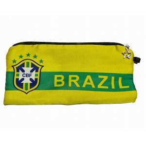 ブラジル代表 ペンケース(筆箱)|footballfan