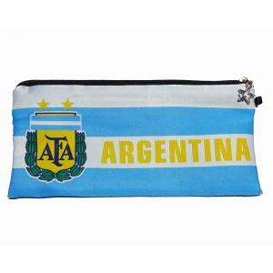 アルゼンチン代表 ペンケース(筆箱)|footballfan