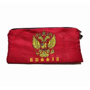 ロシア代表 ペンケース(筆箱)|footballfan