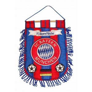 バイエルンミュンヘン (刺繍) ペナント|footballfan