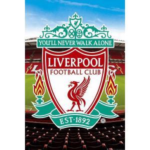 リバプールFC エンブレム ポスター〔psp0043〕 footballfan