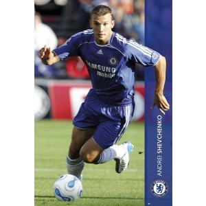 シェフチェンコ(チェルシー) ポスター|footballfan