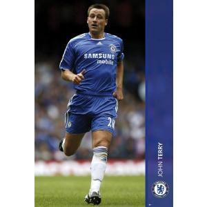 テリー(チェルシー) ポスター|footballfan