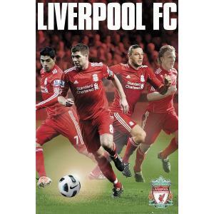 リバプールFC 11/12 選手コンピレーション ポスター〔psp0748〕|footballfan