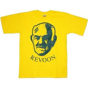 REVOON セレソン Tシャツ(イエロー)|footballfan