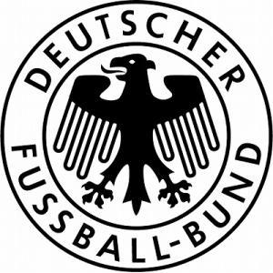 st088 ドイツ代表 エンブレム型ステッカー|footballfan