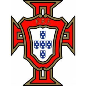st089 ポルトガル代表 エンブレム型ステッカー|footballfan