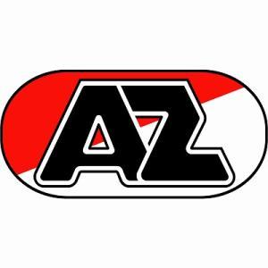 st180  AZ エンブレム型ステッカー