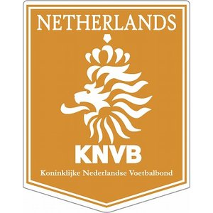 st207 オランダ代表  ペナント型ステッカー|footballfan
