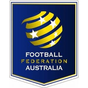 st209 オーストラリア代表  ペナント型ステッカー|footballfan