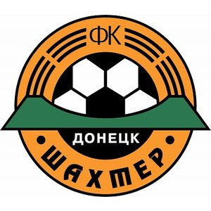 st211 シャフタール・ドネツク エンブレム型ステッカー|footballfan