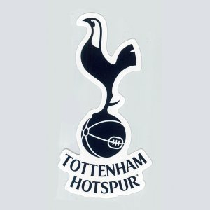 トッテナムホットスパー エンブレム・ステッカー(イングランド/プレミアリーグ)[st307]|footballfan