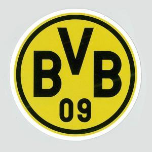 ボルシアドルトムント エンブレム・ステッカー(ドイツ/ブンデスリーガ)[st321]|footballfan