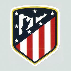 アトレティコマドリード エンブレム・ステッカー(スペイン/ラ・リーガ)[st333]|footballfan