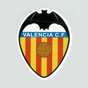 バレンシア エンブレム・ステッカー(スペイン/ラ・リーガ)[st334]|footballfan