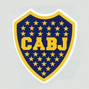 ボカジュニアーズ エンブレム・ステッカー(アルゼンチン)[st344] footballfan