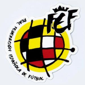 スペイン代表 エンブレム・ステッカー〔st364〕 footballfan
