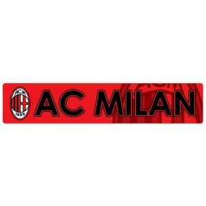 ACミラン(赤) バンパーステッカー|footballfan