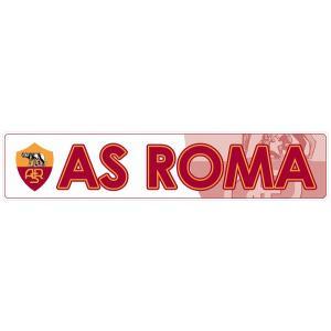 ASローマ(白) バンパーステッカー|footballfan