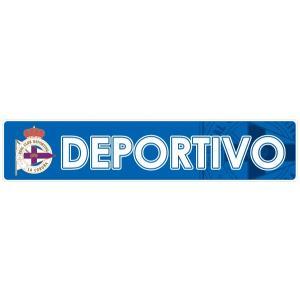 デポルティボラコルーニャ(青) バンパーステッカー|footballfan