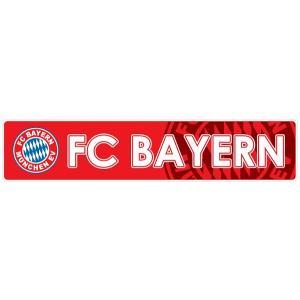 FCバイエルンミュンヘン(赤) バンパーステッカー|footballfan