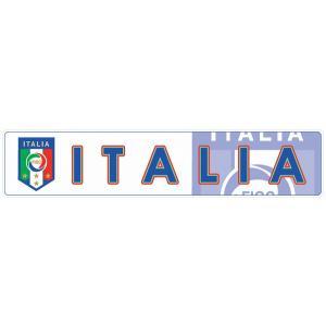 イタリア代表(白) バンパーステッカー|footballfan