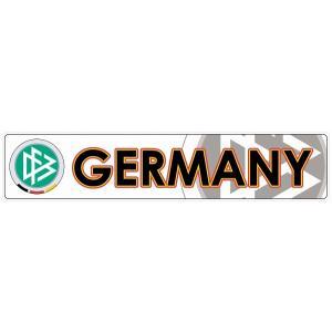 ドイツ代表(白) バンパーステッカー|footballfan