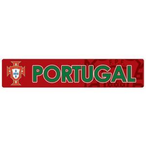 ポルトガル代表(赤) バンパーステッカー|footballfan