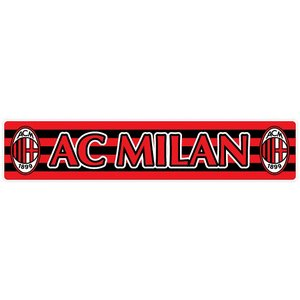 ACミラン(ボーダー) バンパーステッカー|footballfan