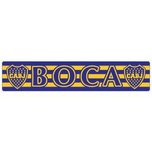 ボカジュニアーズ(ボーダー) バンパーステッカー|footballfan