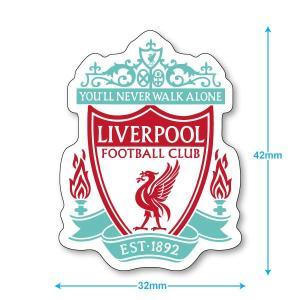 リバプールFC ミニステッカー(携帯シール)|footballfan