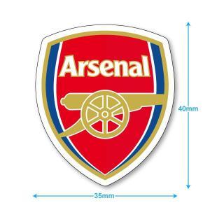 アーセナル ミニステッカー(携帯シール)|footballfan