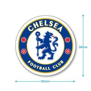 チェルシー ミニステッカー(携帯シール)|footballfan