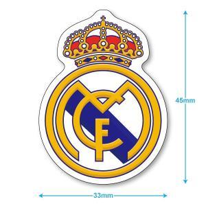 レアルマドリッド ミニステッカー(携帯シール)|footballfan