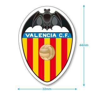 バレンシアCF ミニステッカー(携帯シール)|footballfan