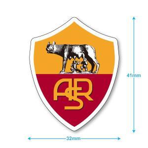 ASローマ ミニステッカー(携帯シール)|footballfan