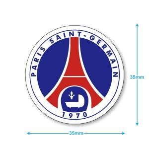 パリサンジェルマン ミニステッカー(携帯シール)|footballfan